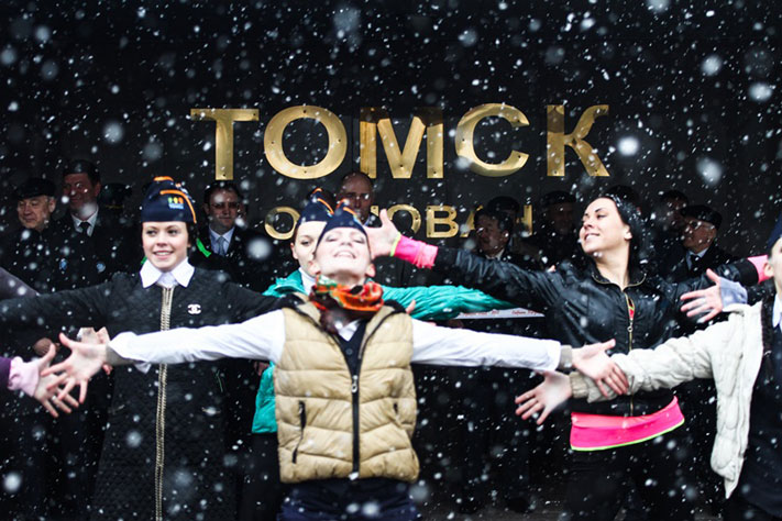 Томская область к 2021г разработает проект дорожной развязки на пути к аэропорту «Богашево»