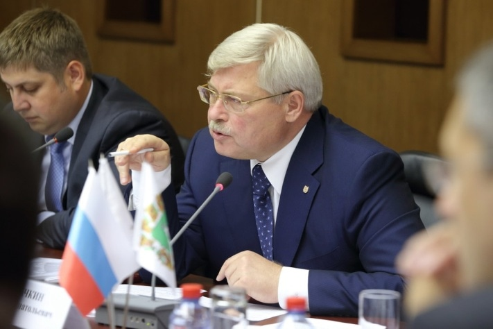 Путин назначил Жвачкина врио руководителя Томской области