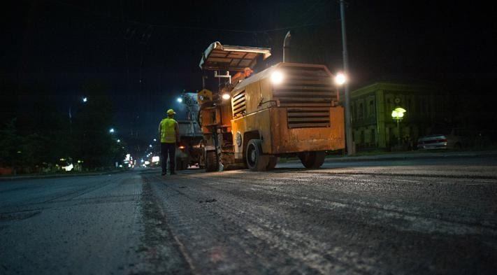 Власти Томска взыскали неустойку с подрядчиков, которые слишком долго ремонтировали дороги