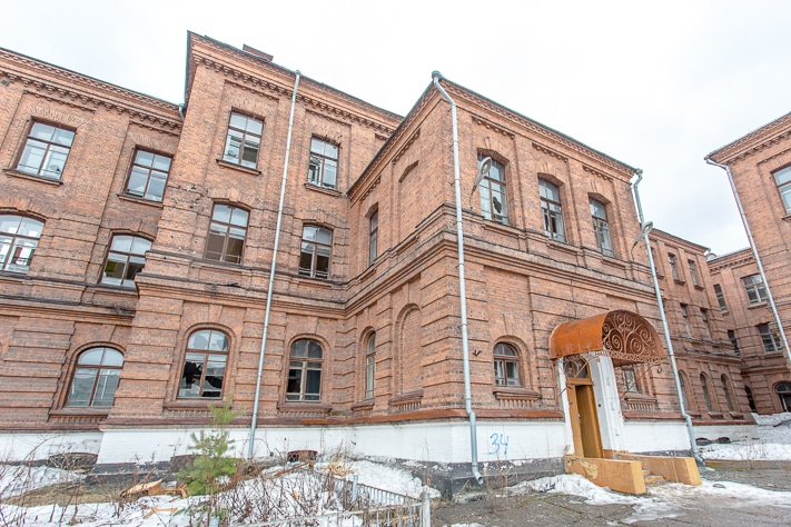 В вопросе передачи бывших корпусов ТВМИ мы ищем оптимальное решение — мэр Томска