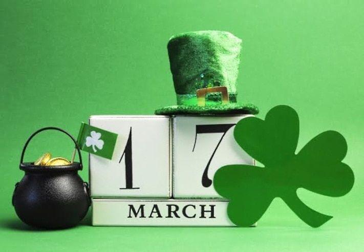 Отмечаем День святого Патрика по-ирландски