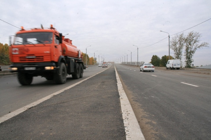 «Спецавтохозяйство» подготовило к зимней уборке улиц Томска 85% техники