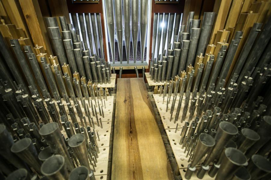 Как это работает, Архитектура звука: как устроен томский орган Архитектура звука: как устроен томский орган