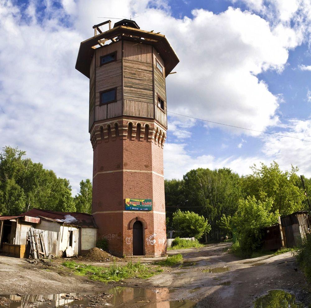 образец акт осмотра водонапорной башни img-1