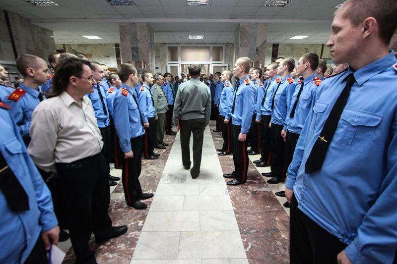 Восемь учащихся Томского кадетского корпуса выписаны из клиники