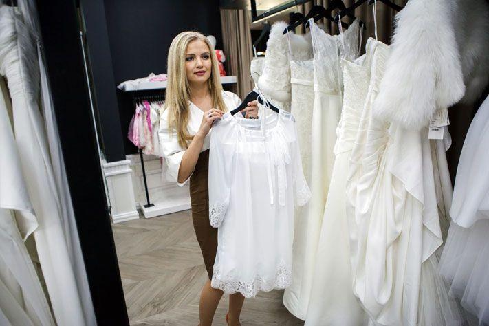 Есть ли в 2014 году особенное, модное направление для свадебных платьев
