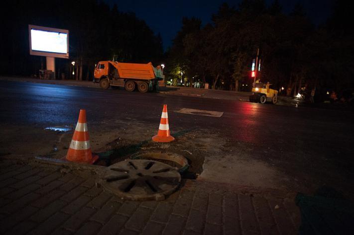 В Томской области на «горячую линию» по ремонту дорог поступило 350 сообщений