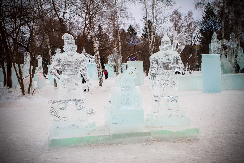 томск зимний городок фото Термобелье мужское Термобелье