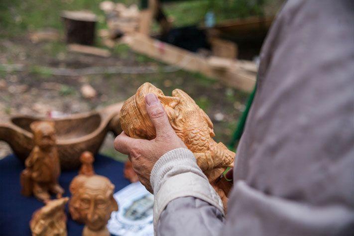 «Праздник топора» вТомской области закончился  преждевременно  из-за дизентерии