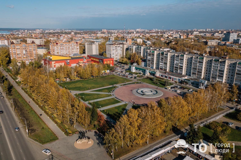 Тамбов занял первое место поуровню развития городской среды среди крупных городов