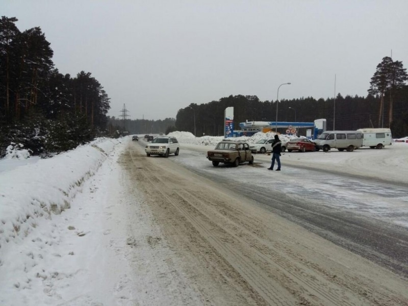 4 человека пострадали вДТП под Томском