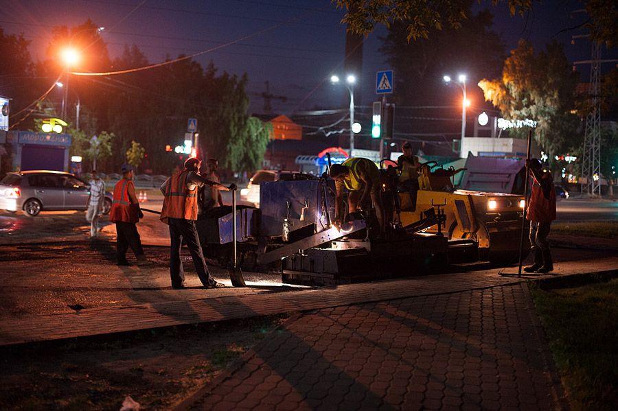 На сэкономленные на аукционе деньги в Томске отремонтируют участки двух улиц
