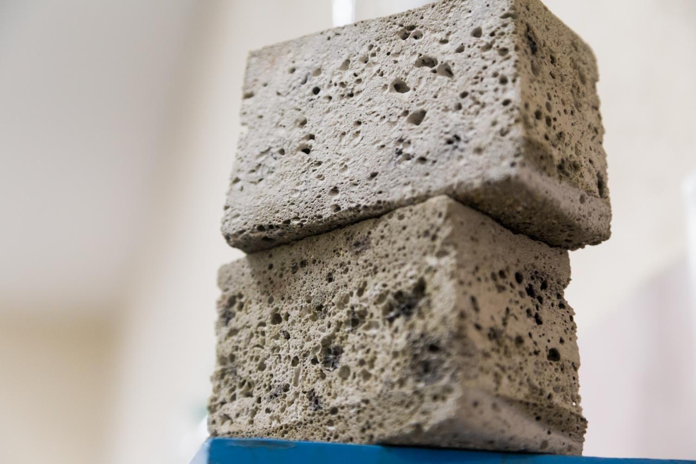 вкусный бетоном