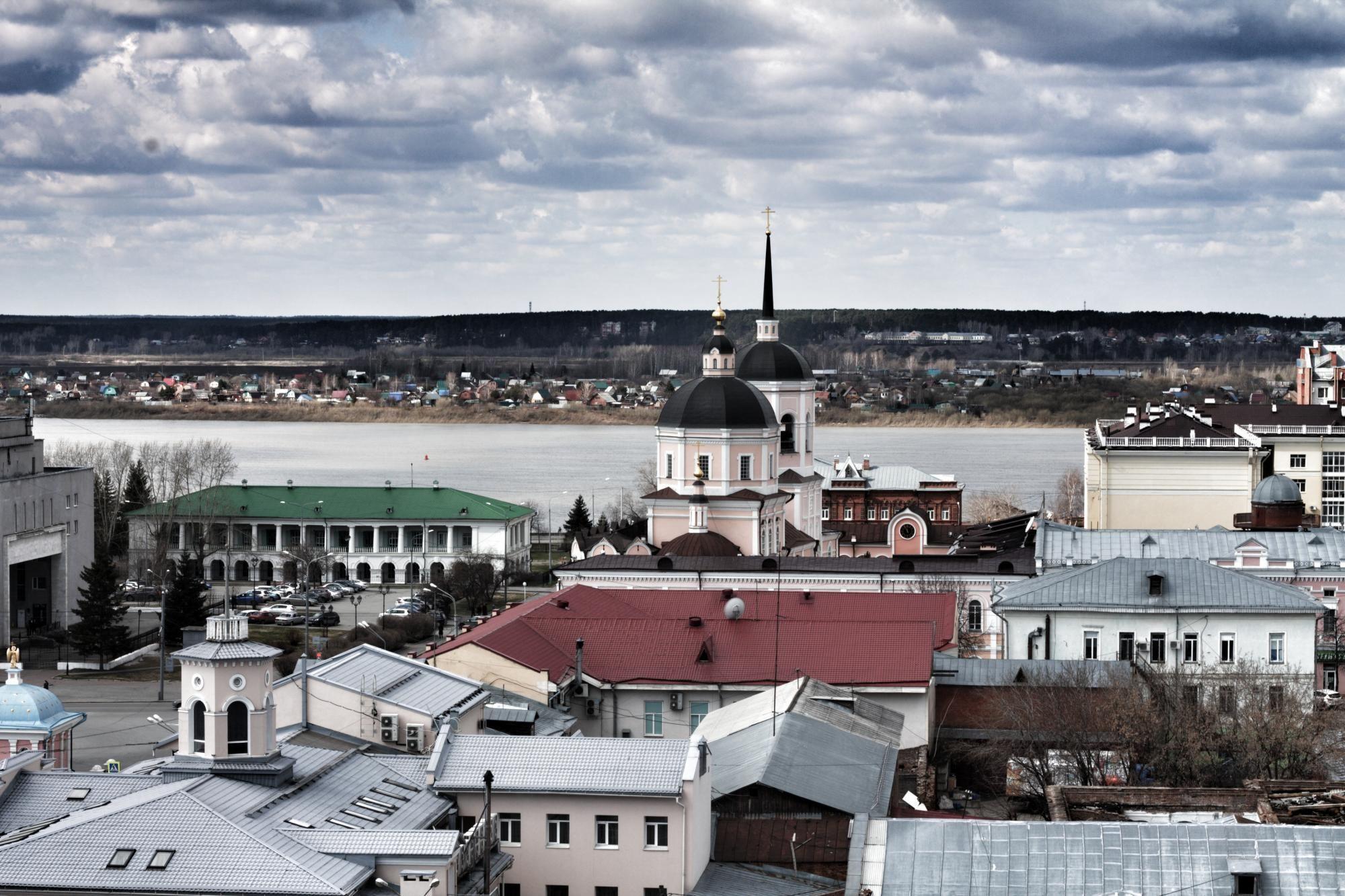 Фотоотчет города томска