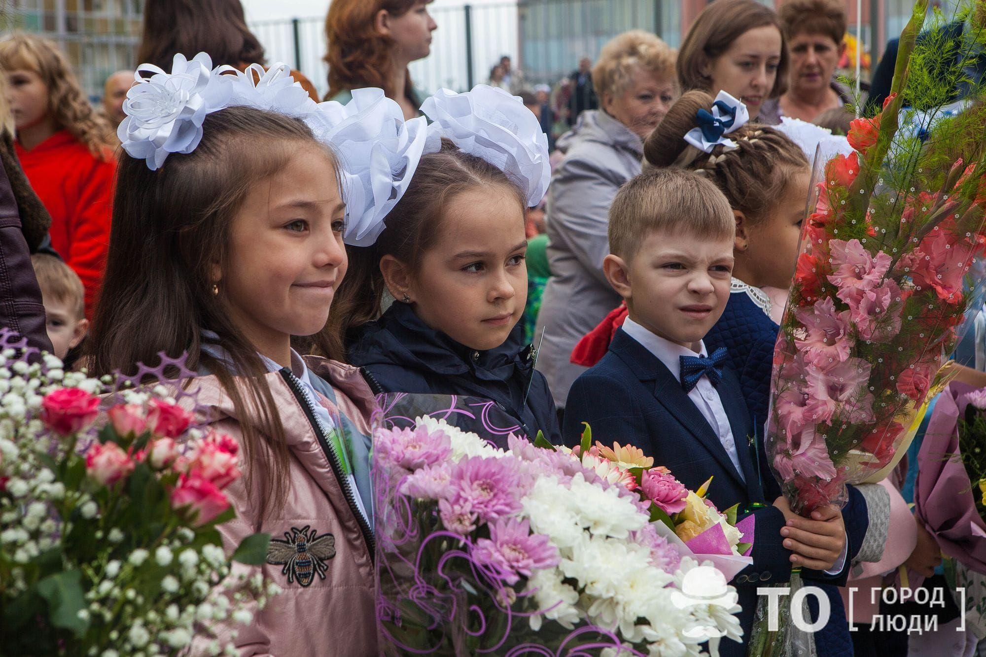 В «Южных Воротах» Томска достроили новую школу