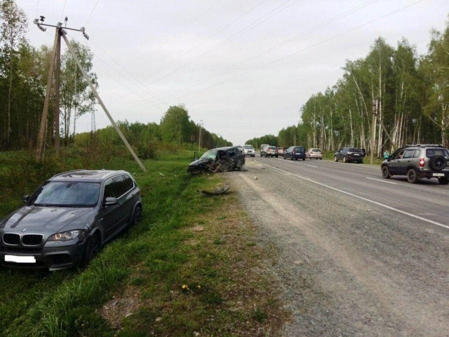 Стали известны детали страшной аварии на трассе Томск — Юрга