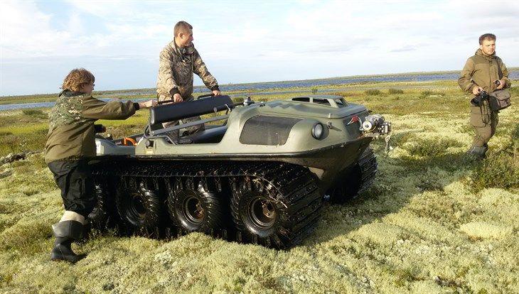 Томские ученые открыли исследовательскую станцию на Васюганском болоте