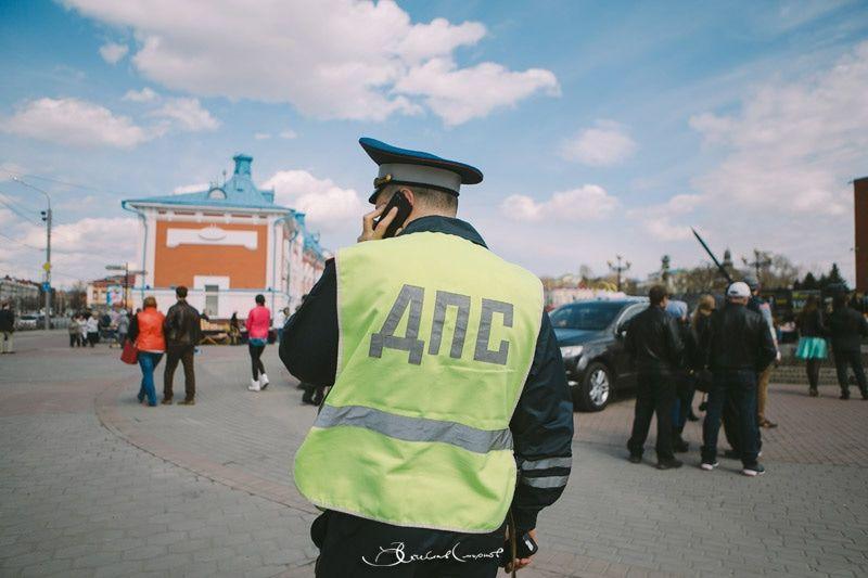 Автомобиль ГИБДД сбил на «зебре» томского адвоката, занимающегося дорожными авариями