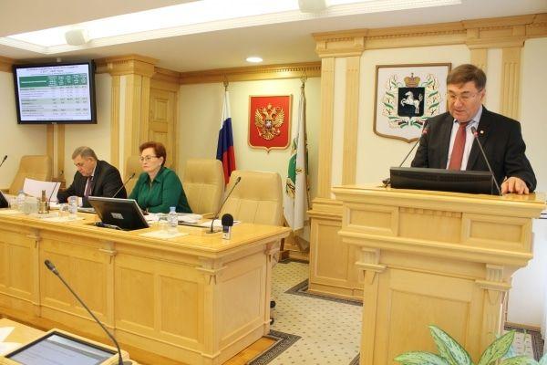 Комитеты томской областной думы рассмотрели проект бюджета
