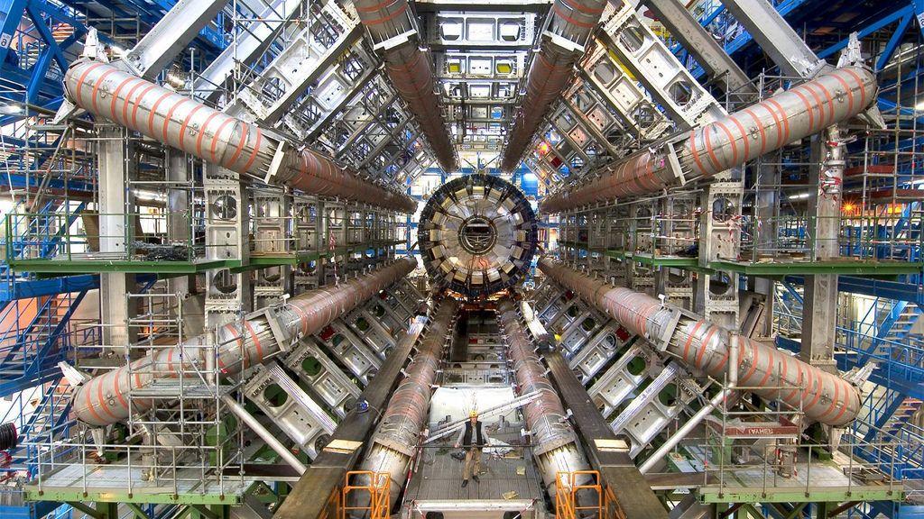 ВСибири создадут центр анализа данных огромного адронного коллайдера