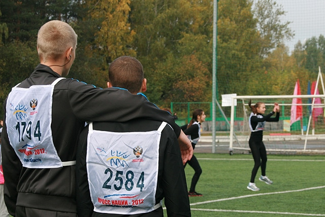 Томичей приглашают принять участие взабеге «Кросс Нации»
