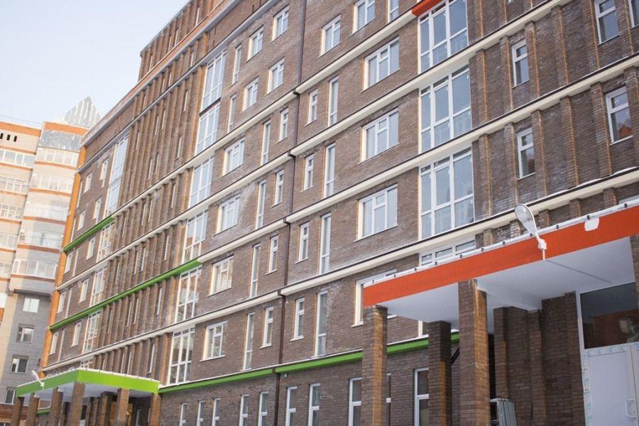 ТУСУР завершил строительство нового общежития