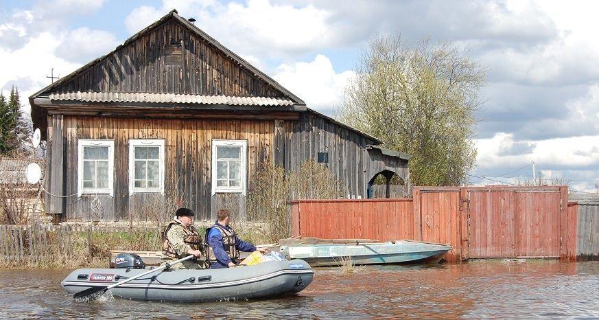 Ярославские почтальоны будут развозить письма нанадувных лодках
