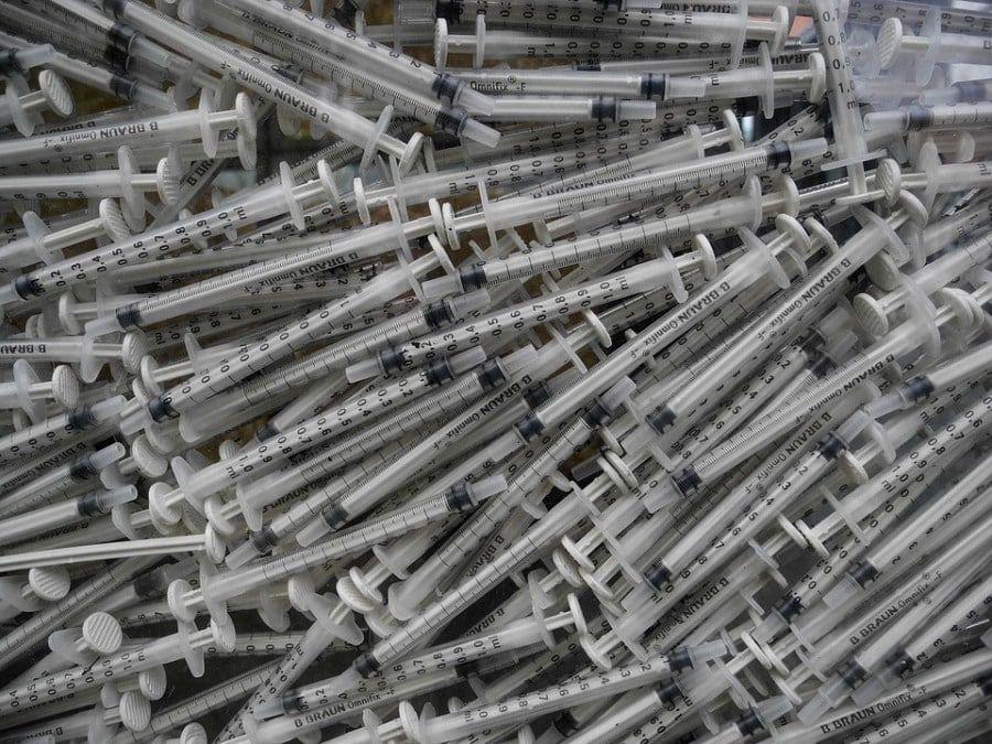 В Томской области стало меньше наркоманов
