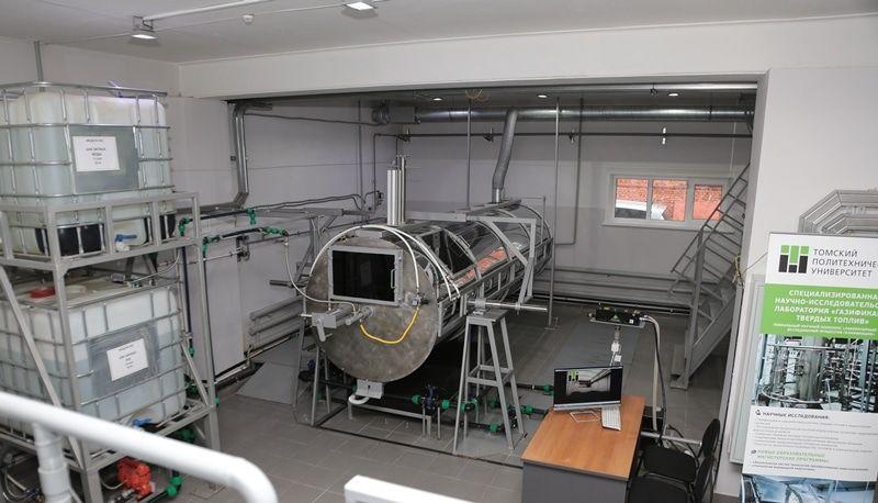 Томский политех открыл лабораторию посозданию технологий экологичной энергетики