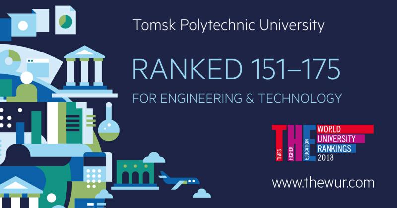10 русских институтов попали вмеждународный рейтинг поинженерным наукам