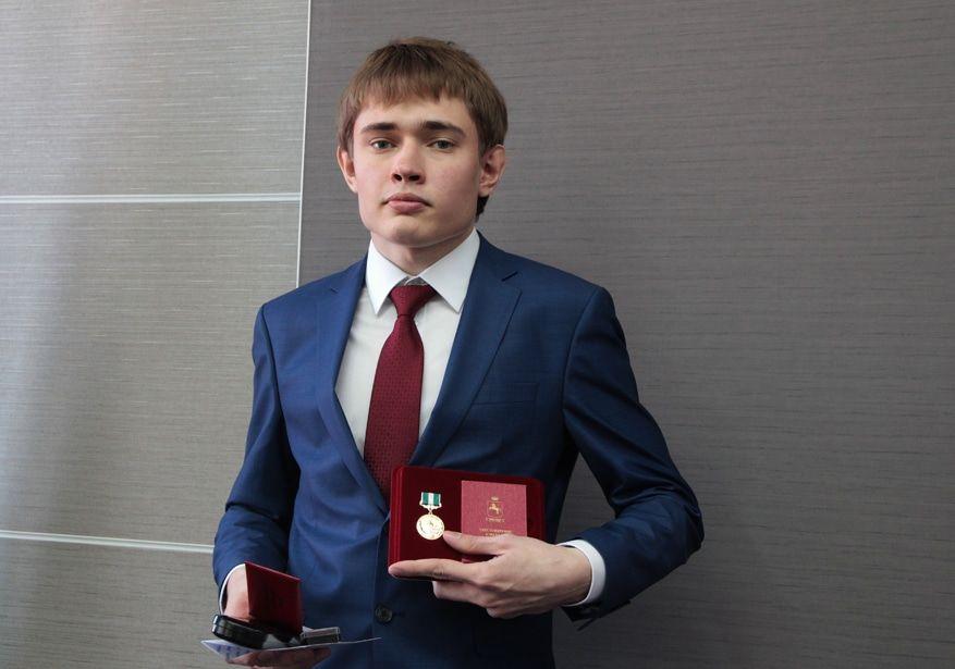 «Томичом года» стал «трехсотбалльник» Глеб Уткин