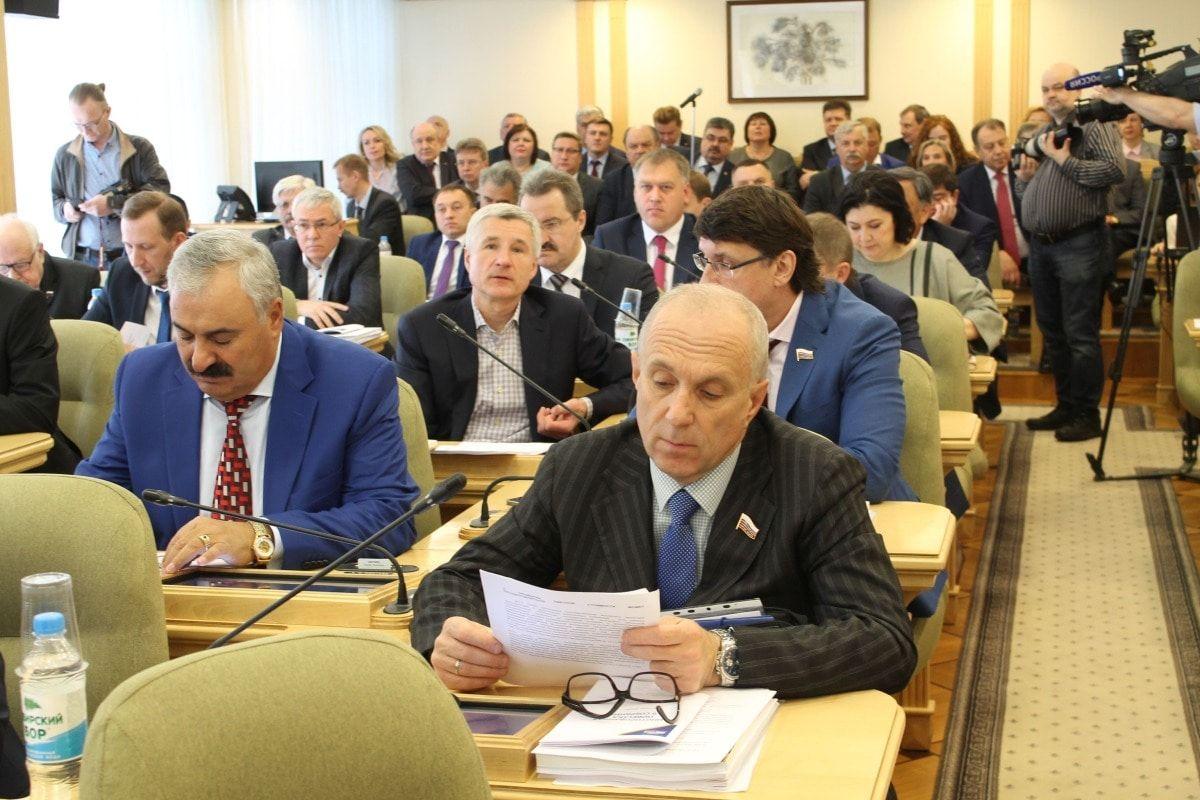 Деятельность общественных и некоммерческих организаций в российской федерации.