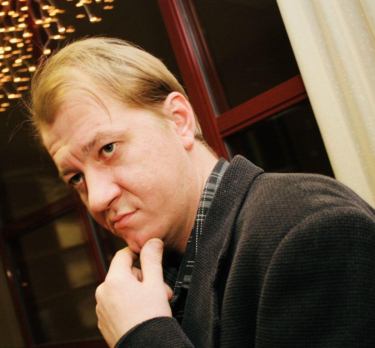 Скончался известный томский спортивный журналист Сергей Негодин