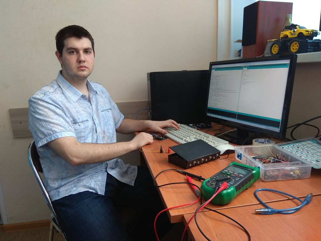 ВТомске создадут прибор для фантомных ощущений